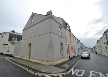 Thumbnail 3 bed end terrace house for sale in Nelson Street, Plymouth