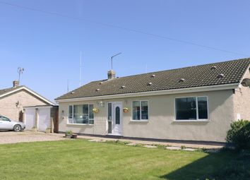 Thumbnail 3 bed detached bungalow for sale in Smeeth Road, Marshland St. James, Wisbech