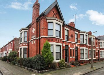 Thumbnail 3 bed terraced house to rent in Langham Avenue, Aigburth, Liverpool