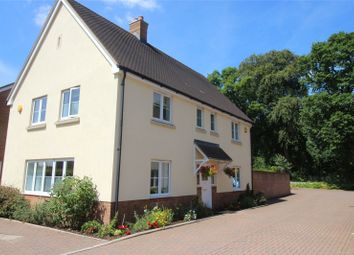 Thumbnail 4 bedroom detached house for sale in Charters Close, Four Marks, Alton, Hampshire
