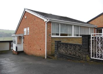 Thumbnail 3 bed detached bungalow for sale in Pye Nest Rise, Halifax