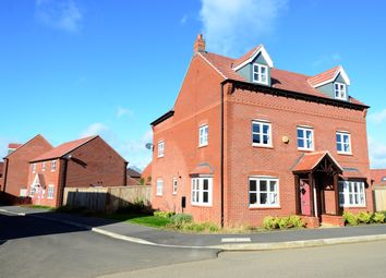 Thumbnail 5 bed detached house for sale in Fellow Lands Way, Chellaston