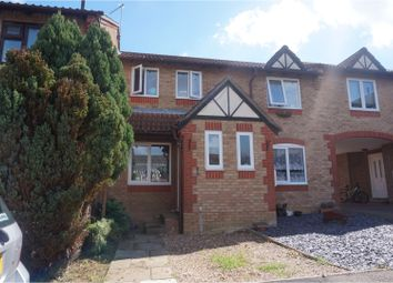 Thumbnail 3 bed terraced house for sale in Greenways Crescent, Bury St. Edmunds
