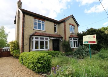 Thumbnail 5 bed detached house for sale in Earith Road, Willingham, Cambridge