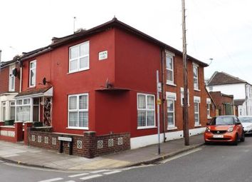 Thumbnail 3 bed end terrace house for sale in Southsea, Hampshire, United Kingdom