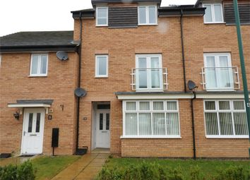 Thumbnail 1 bedroom terraced house to rent in Fletcher Way, Peterborough, Cambridgeshire