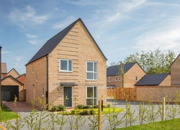 """Thumbnail 4 bed detached house for sale in """"Ingleby"""" at Pedersen Way, Northstowe, Cambridge"""