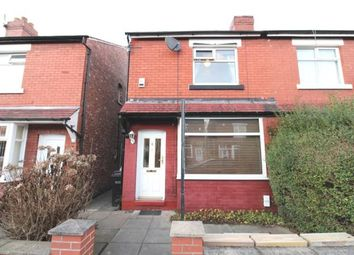 Thumbnail 2 bed semi-detached house for sale in Shaftesbury Road, Stockport, Greater Manchester