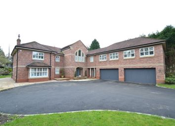 Thumbnail 6 bed detached house to rent in Underwood Road, Alderley Edge