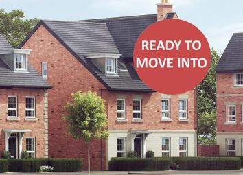 "Thumbnail 4 bed semi-detached house for sale in ""Rochester"" at Tournament Court, Edgehill Drive, Chase Meadow Square, Warwick"