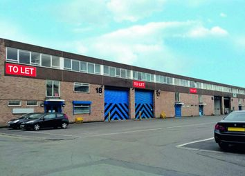 Thumbnail Industrial to let in Unit 16 To 18, Dunstall Hill Estate, Wolverhampton