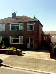 Thumbnail 3 bed semi-detached house for sale in Crossland Road, Boothstown, Manchester