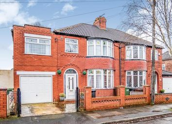 4 bed semi-detached house for sale in Granada Road, Dane Bank, Denton, Manchester M34