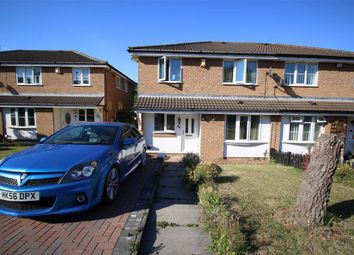 Thumbnail 2 bed semi-detached house for sale in Redmire Close, Darlington