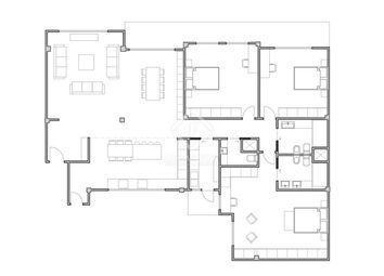 Thumbnail 4 bed apartment for sale in Spain, Valencia, Valencia City, Sant Francesc, Val11964