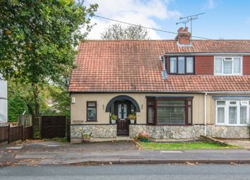Thumbnail 2 bed bungalow for sale in Hursley Road, Chandlers Ford, Eastleigh