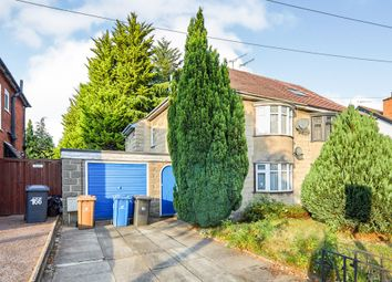 Thumbnail 3 bed semi-detached house for sale in Warwick Avenue, Derby