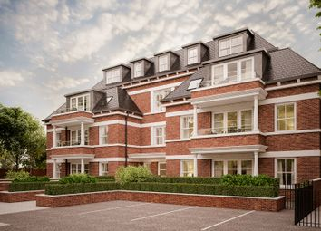 Thumbnail 3 bed flat for sale in Apartment 3, The Hudson 32 Eastbury Avenue, Northwood