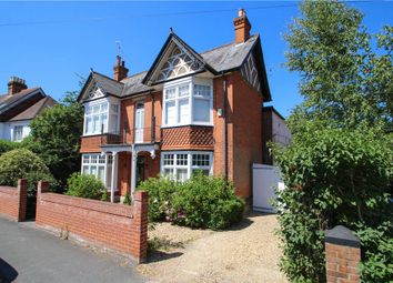 Thumbnail 4 bedroom detached house for sale in Gordon Avenue, Camberley, Surrey