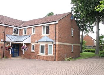 Thumbnail 2 bedroom flat for sale in Grange Manor, Whickham, Newcastle Upon Tyne.