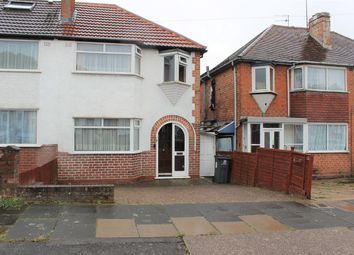 Thumbnail 3 bed semi-detached house for sale in Max Road, Quinton, Birmingham
