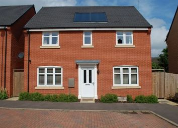 Thumbnail 4 bed detached house for sale in Prestbury Road, Duston, Northampton