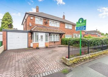 Thumbnail 3 bedroom semi-detached house for sale in Pool Hayes Lane, Willenhall, West Midlands