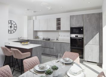 Thumbnail 4 bed flat for sale in Station Road, Rainham, Gillingham
