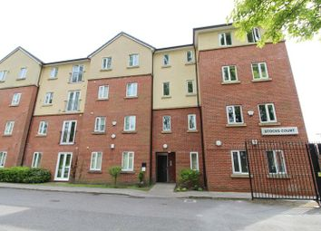 Thumbnail 2 bed flat for sale in Harriet Street, Walkden, Manchester