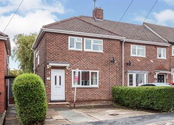 Thumbnail 3 bed end terrace house for sale in Barnes Avenue, Wrenthorpe, Wakefield