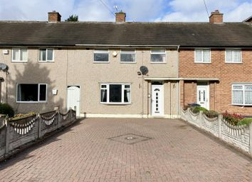 Thumbnail 3 bed terraced house for sale in Packington Avenue, Shard End, Birmingham
