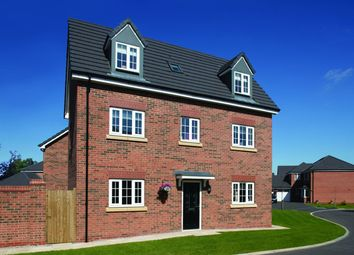 Thumbnail 4 bed detached house for sale in The Wordsworth The Hedgerows, Off Yew Tree Drive/Whinney Lane, Blackburn