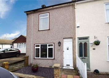 Thumbnail 3 bed end terrace house for sale in Bower Road, Hextable, Kent