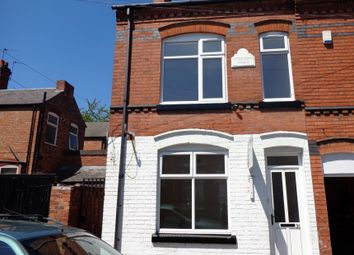 Thumbnail 3 bed terraced house for sale in Warren Street, Off Tudor Road, Leicester
