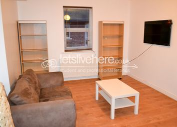 Thumbnail 4 bedroom flat to rent in Stratford Road, Heaton, Newcastle Upon Tyne
