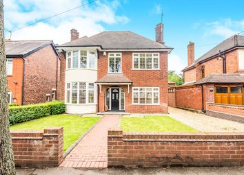 Thumbnail 3 bed detached house for sale in Vicarage Road, Wednesfield, Wolverhampton