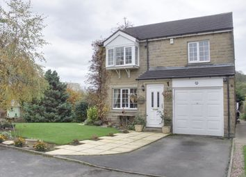Thumbnail 4 bed detached house for sale in Church Meadows, Batley, West Yorkshire