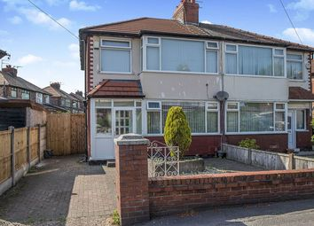 Thumbnail 3 bed semi-detached house for sale in St. Georges Avenue, Windle, St. Helens