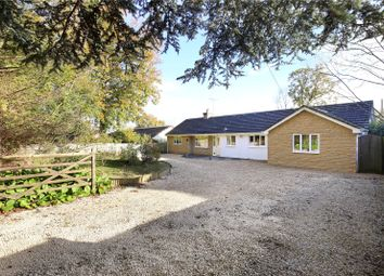 Thumbnail 4 bed detached bungalow for sale in Frithwood, Brownshill, Stroud, Gloucestershire