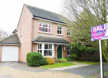 4 bed detached house for sale in Avenue Road, Harold Wood, Romford RM3