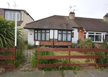 Thumbnail 3 bedroom semi-detached bungalow for sale in Ferndale Road, Southend-On-Sea, Essex