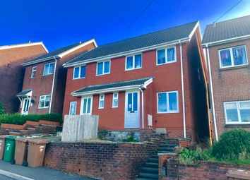 Thumbnail 2 bed terraced house to rent in Upper Brynhyfryd Terrace, Senghenydd, Caerphilly