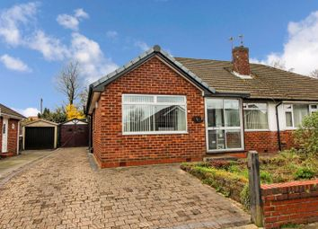 Thumbnail 3 bed semi-detached bungalow for sale in Purbeck Drive, Bury