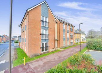 Thumbnail 2 bed flat for sale in Carter Grove, Wolverton, Milton Keynes, Buckinghamshire