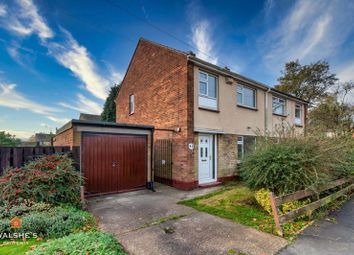 Thumbnail 3 bed semi-detached house to rent in Boynton Crescent, Winterton, Scunthorpe