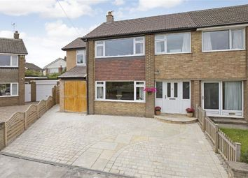 Thumbnail 4 bed semi-detached house for sale in Beckwith Close, Harrogate, North Yorkshire