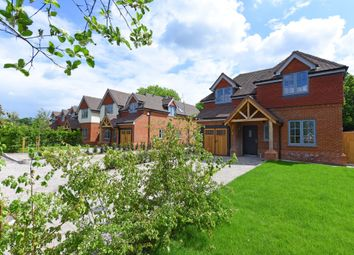 Thumbnail 4 bedroom detached house for sale in The Great Oaks, Tongham, Surrey
