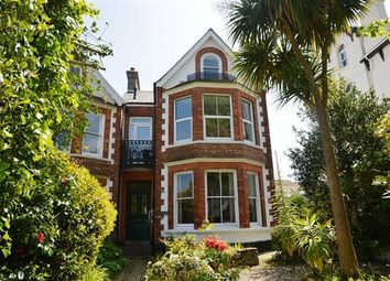 Thumbnail 3 bed flat for sale in Melvill Road, Falmouth