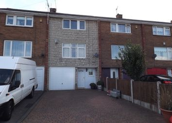 Thumbnail 4 bed town house for sale in Egmanton Road, Meden Vale, Mansfield