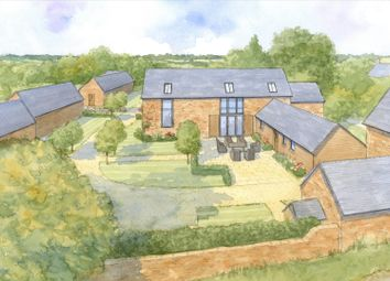 Thumbnail 5 bed barn conversion for sale in Wigginton, Oxfordshire